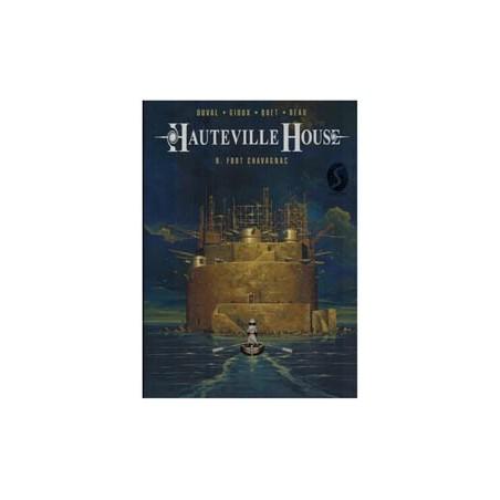 Hauteville House 08 HC Fort Chavagnac