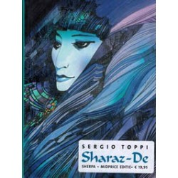 Toppi<br>Sharaz-De HC<br>midprice (zonder stofomslag)