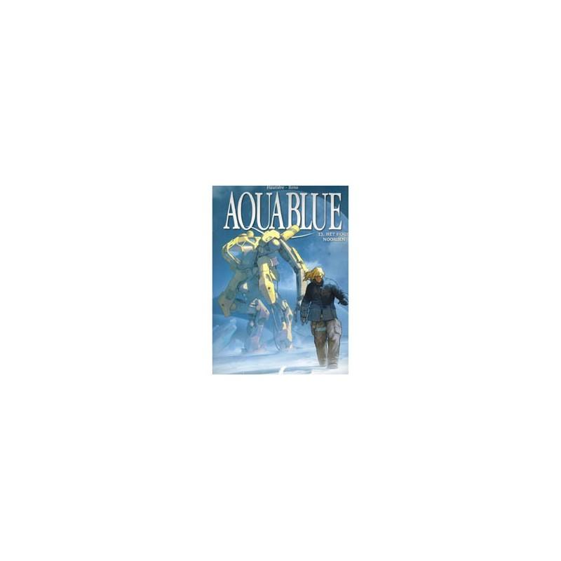 Aquablue  13 Het hoge noorden