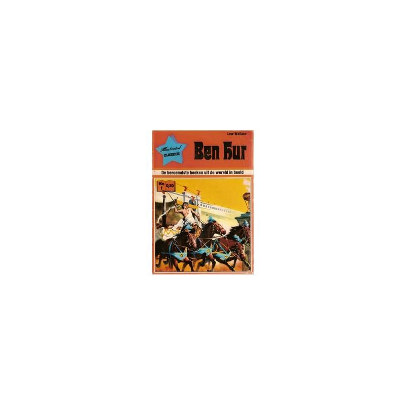 Illustrated Classics Gulf set set deel 1 t/m 6 1e drukken