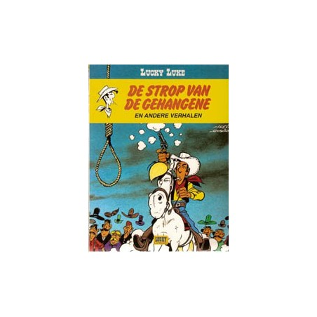 Lucky Luke II 19 De strop van de gehangene herdruk
