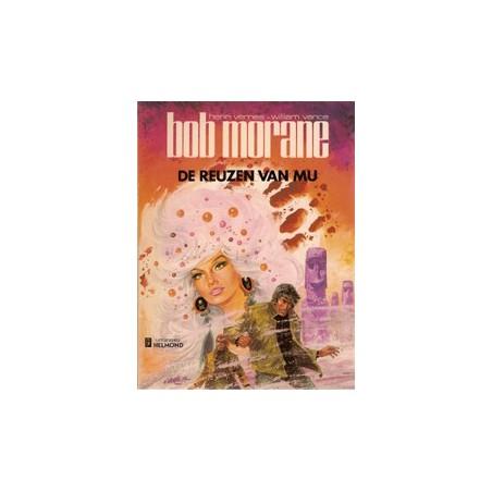 Bob Morane 01 Reuzen van Mu 1e druk Helmond 1975