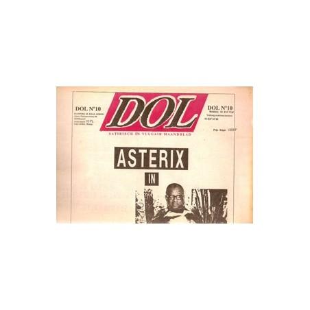 Dol 10 Asterix sexparodie 1e druk 1990