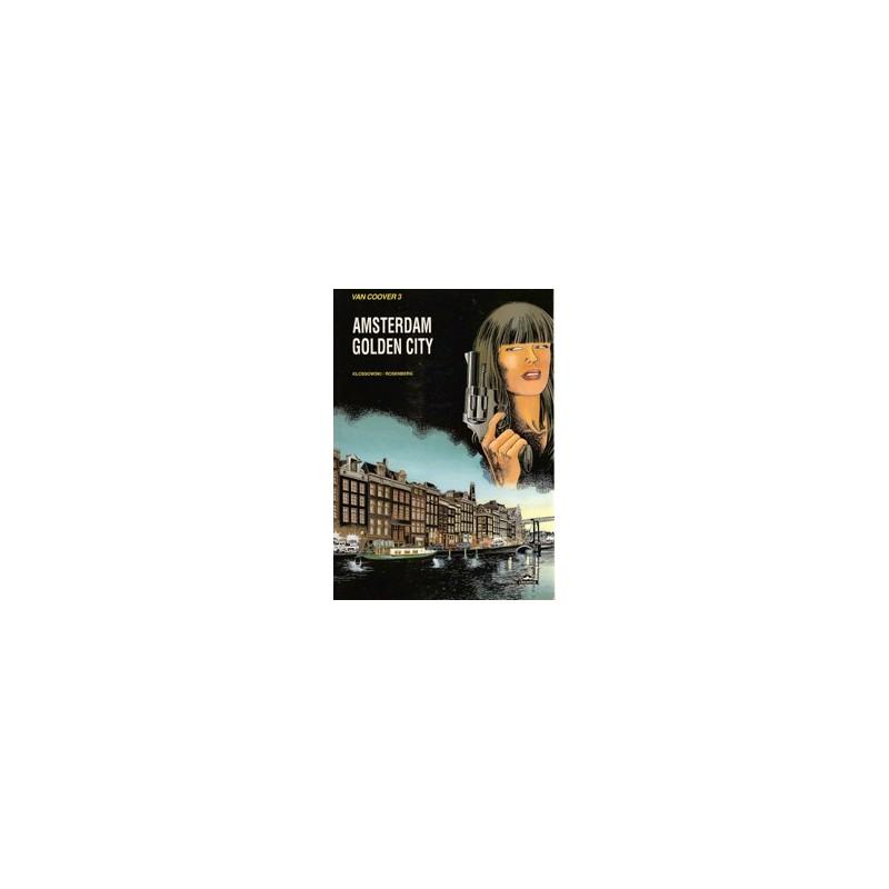 Van Coover 03 Amsterdam Golden City  1e druk 1991