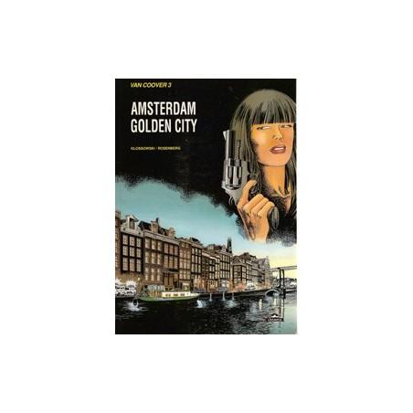 Van Coover<br>03 Amsterdam Golden City<br> 1e druk 1991