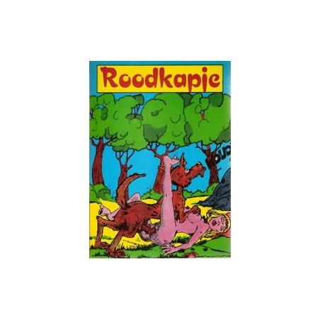 Roodkapje Sexparodie 1e druk 1982