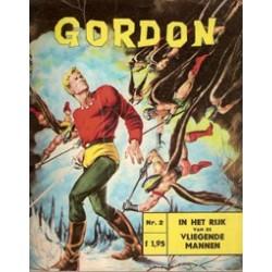 Flash Gordon N02 In het rijk v/d vliegende mannen 1e druk