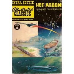 Illustrated Classics Extra Editie 04<br>Atoom in dienst mensheid