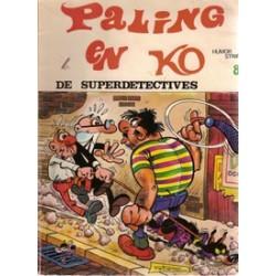 Paling en Ko 08#<br>De superdetectives<br>1e druk 1973