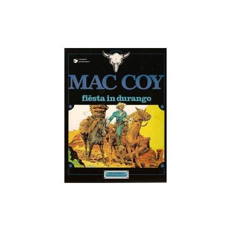 Mac Coy 10 Fiesta in Durango herdruk