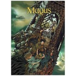 Magus 03<br>De deserteur
