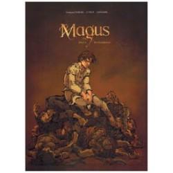 Magus 01<br>De grafdelver