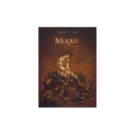 Magus 01 De grafdelver