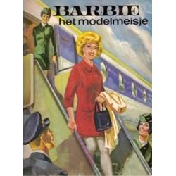 Barbie 01 Het modelmeisje 1e druk 1968