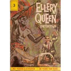 Ellery Queen 03<br>Het voedoe-slachtoffer<br>1e druk 1962