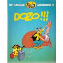 Familie Doorzon<br>09 Dozo!!!<br>1e druk 1986