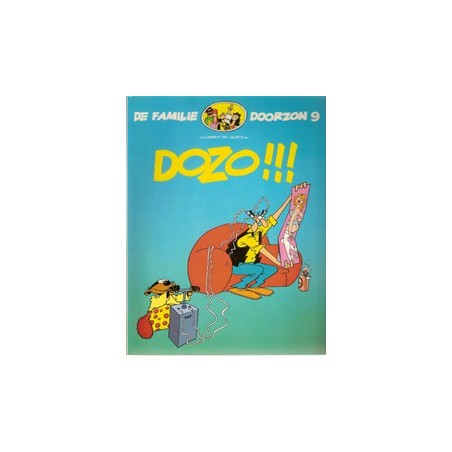 Familie Doorzon 09 Dozo!!! 1e druk 1986