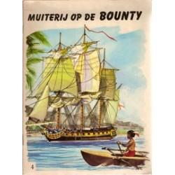 Ivanhoe-serie<br>04 Muiterij op de Bounty