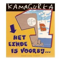 Kamagurka<br>Het einde is voorbij...<br>1e druk 1998