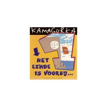 Kamagurka Het einde is voorbij... 1e druk 1998