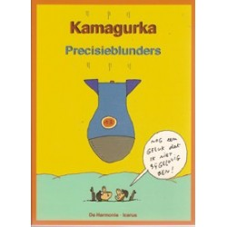 Kamagurka<br>Precisieblunders<br>1e druk 2000