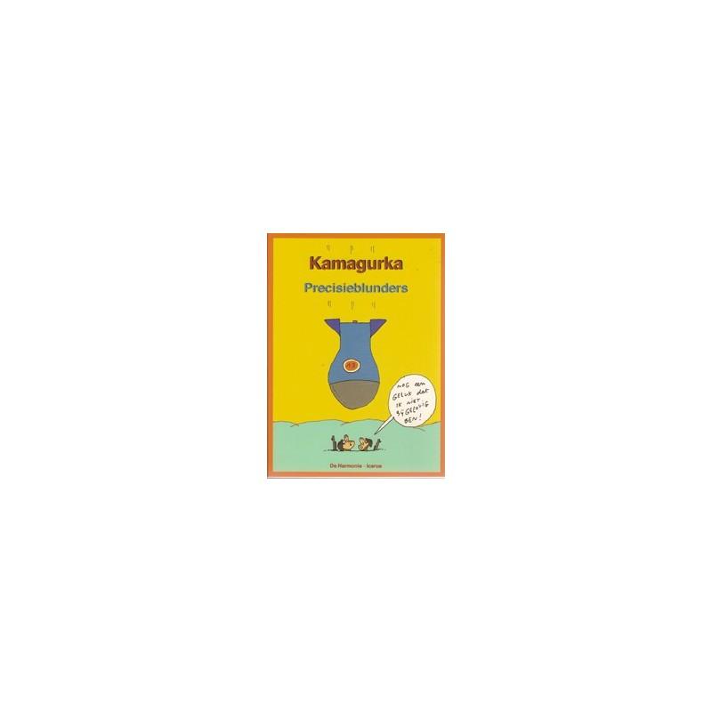 Kamagurka Precisieblunders 1e druk 2000