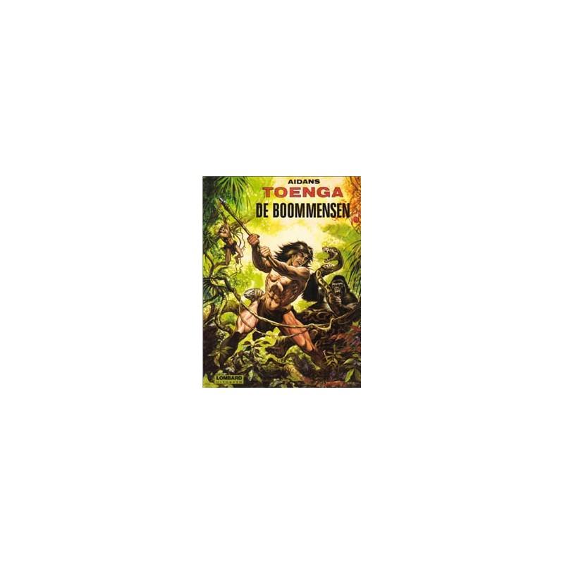 Toenga 10 De boommensen 1e druk* 1981