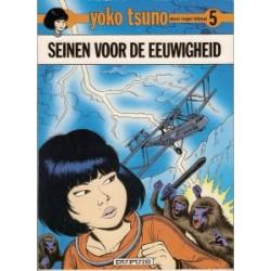 Yoko Tsuno<br>05 Seinen voor de eeuwigheid<br>herdruk