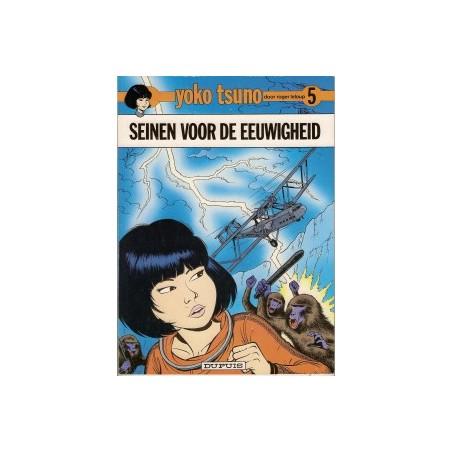 Yoko Tsuno 05 Seinen voor de eeuwigheid herdruk
