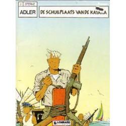 Adler<br>02 De schuilplaats van de katana<br>1e druk 1988