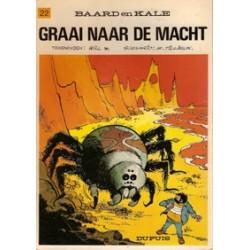 Baard en Kale 22<br>Graai naar de macht<br>1e druk 1975