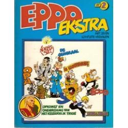 Eppo Ekstra 02 Met zeven komplete verhalen 1e druk 1977