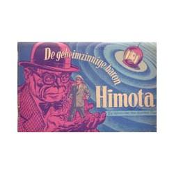 Kapitein Rob 32 De geheimzinnige baron Himota 1e druk 1954