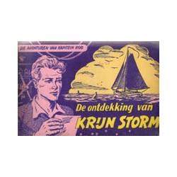 Kapitein Rob<br>35 De ontdekking van Krijn Storm<br>1e druk 1955