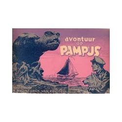 Kapitein Rob<br>36 Avontuur op Pampus<br>1e druk 1955