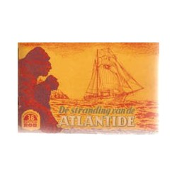 Kapitein Rob<br>38 De stranding van de Atlantide<br>1e druk 1957