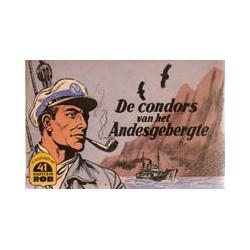 Kapitein Rob<br>41 De condors van het Andesgebergte<br>1e druk