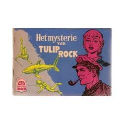Kapitein Rob<br>45 Het mysterie van Tulip Rock<br>1e druk 1958