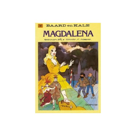 Baard en Kale 36 Magdalena