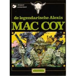 Mac Coy 01<br>De legendarische Alexis Mac Coy<br>1e druk 1978