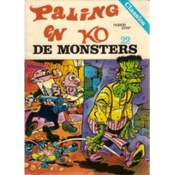 Paling en Ko 22<br>De monsters<br>1e druk 1978