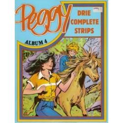 Peggy album 04 Drie complete strips 1e druk 1987