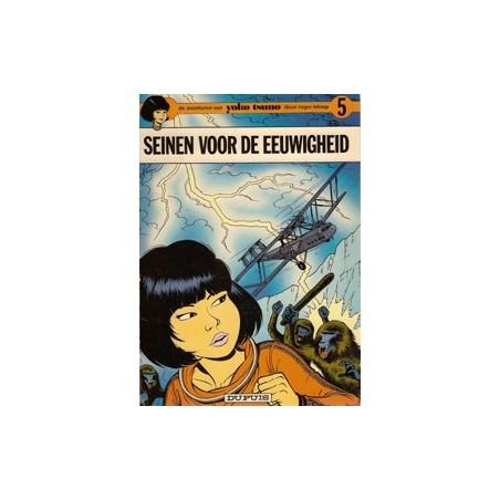 Yoko Tsuno<br>05 Seinen voor de eeuwigheid<br>1e druk 1975
