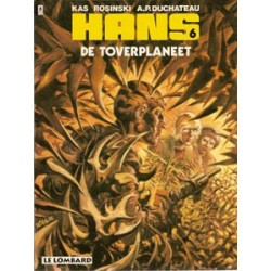 Hans<br>06 De toverplaneet<br>1e druk 1993