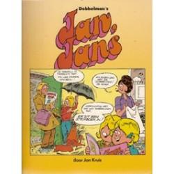 Jan, Jans en de kinderen<br>Dobbelman reclamealbum<br>1e druk