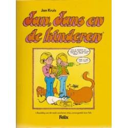Jan, Jans en de kinderen<br>Felix reclamealbum<br>1e druk 1985