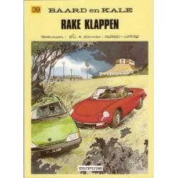 Baard en Kale 39<br>Rake klappen