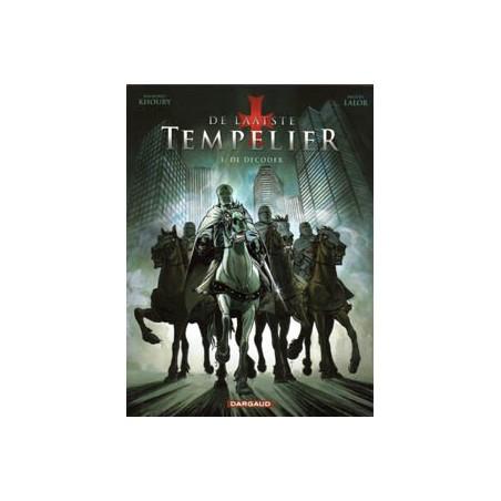 Laatste Tempelier set<br>deel 1 t/m 4