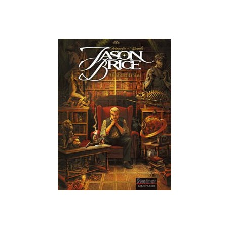 Jason Brice set<br>deel 1 t/m 3<br>1e drukken 2008-2010
