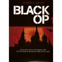 Black Op set<br>deel 1 t/m 4<br>1e drukken 2005-2008